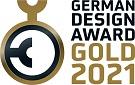 German Design Award Gold 2021