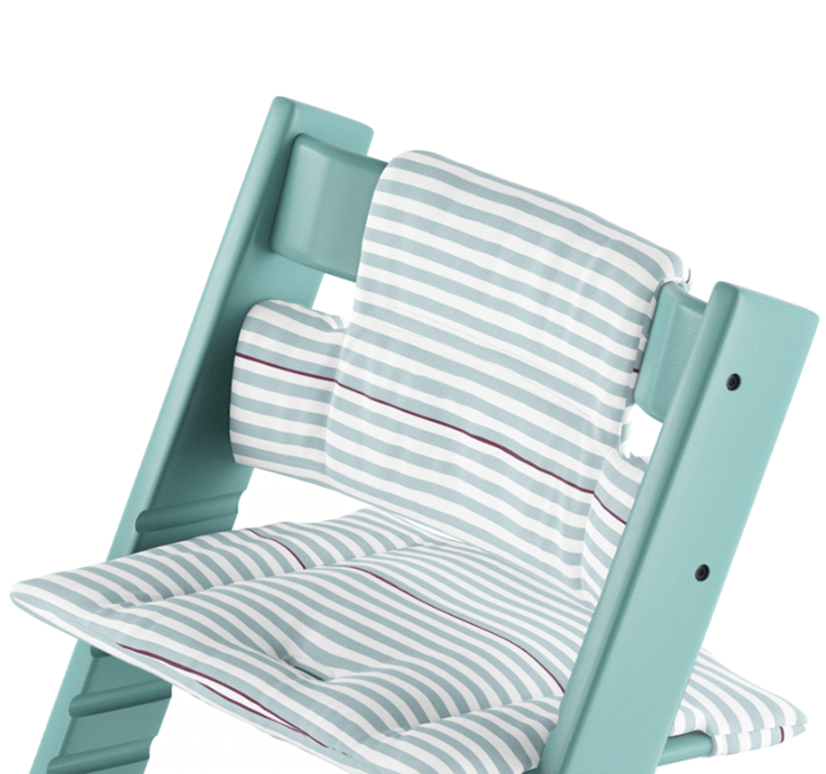 Tripp Trapp Cushion Aqua Stripes