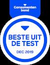 consumentenbond beste uit de test