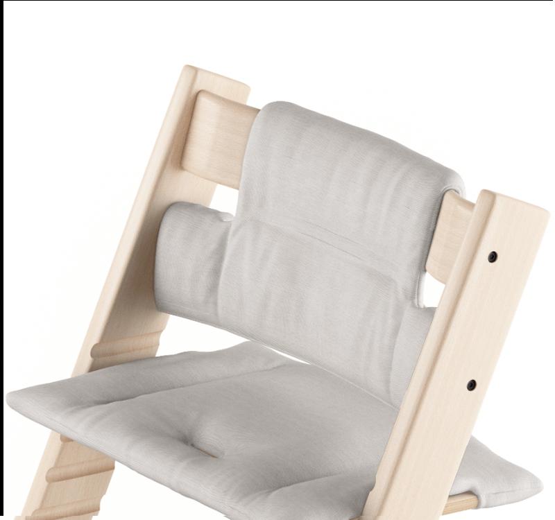 Tripp Trapp Cushion Grey Melange