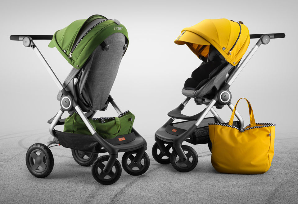 Alvorlig Style your pram with a sporty new look IY-17