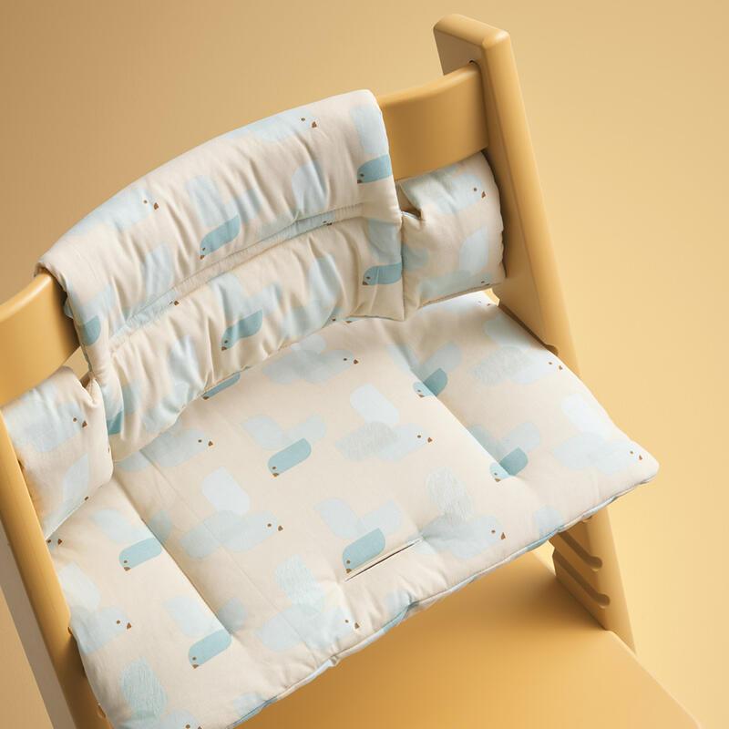 Tripp Trapp® Classic Cushion Birds Blue