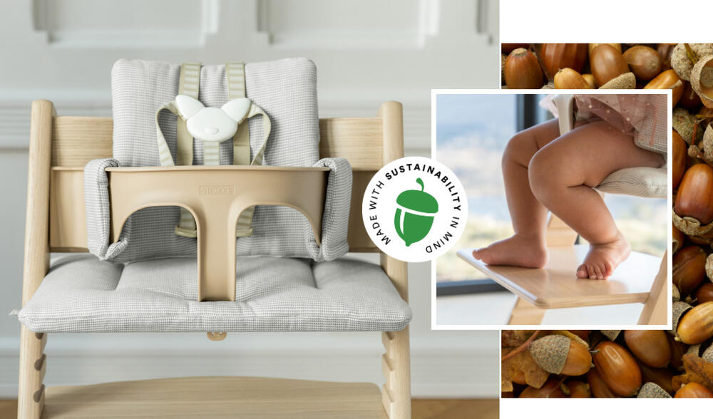 Nordic Grey Cushions with sustainability promotion