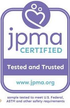 JPMA Certified High Chair