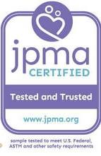 JPMA Certified High Chair