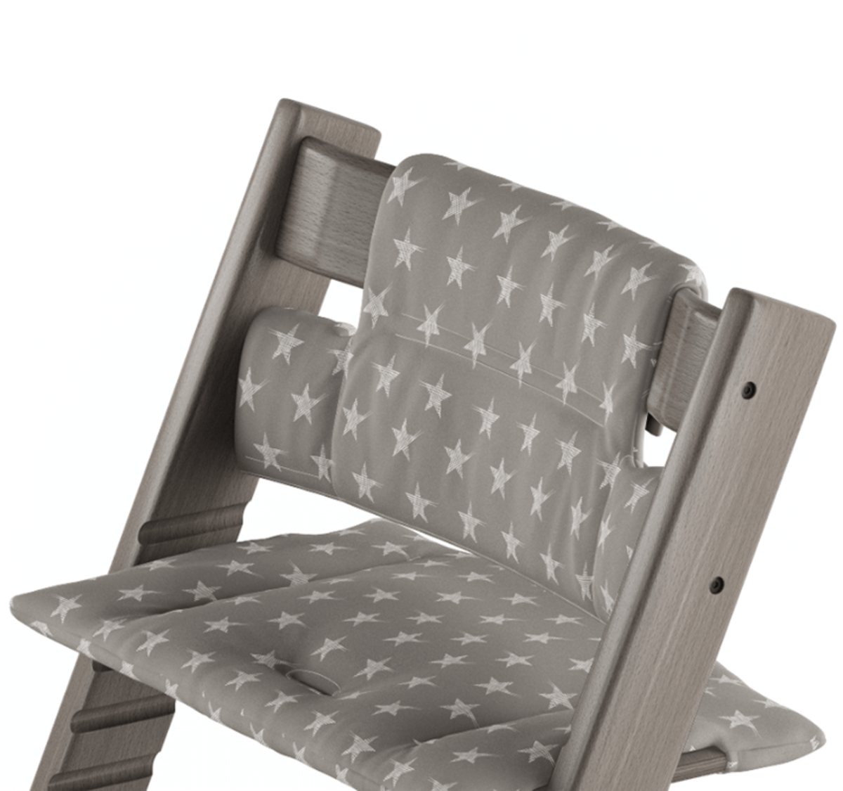 Cuscino Tripp Trapp Grey Leaf