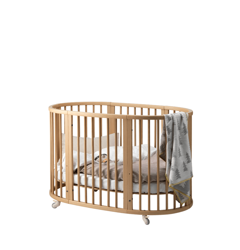 Convertible Baby Beds Oval Cribs Bedding Stokke Usa