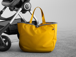 Scoot Shopping bag for the parent