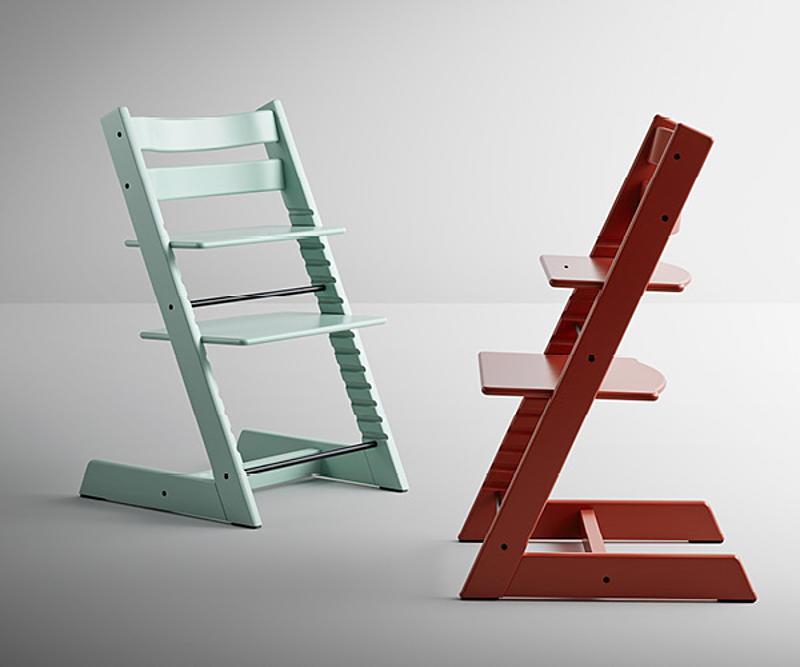 Tripp Trapp chairs