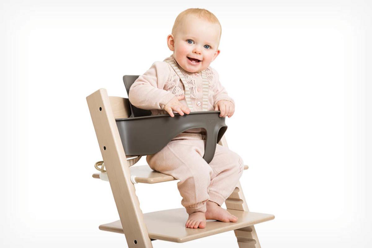 Tripp trapp chaise rouge - Harnais chaise tripp trapp ...