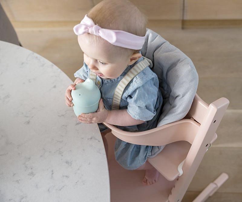 Tripp Trapp Baby Set Pink