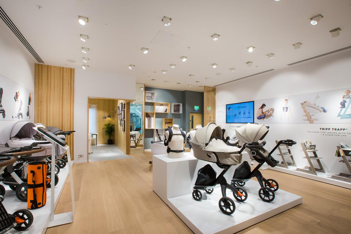 stokke-brand-store-westfield-stroller-selection