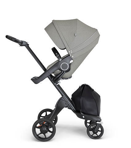 Xplory Brushed Grey Chassis Black