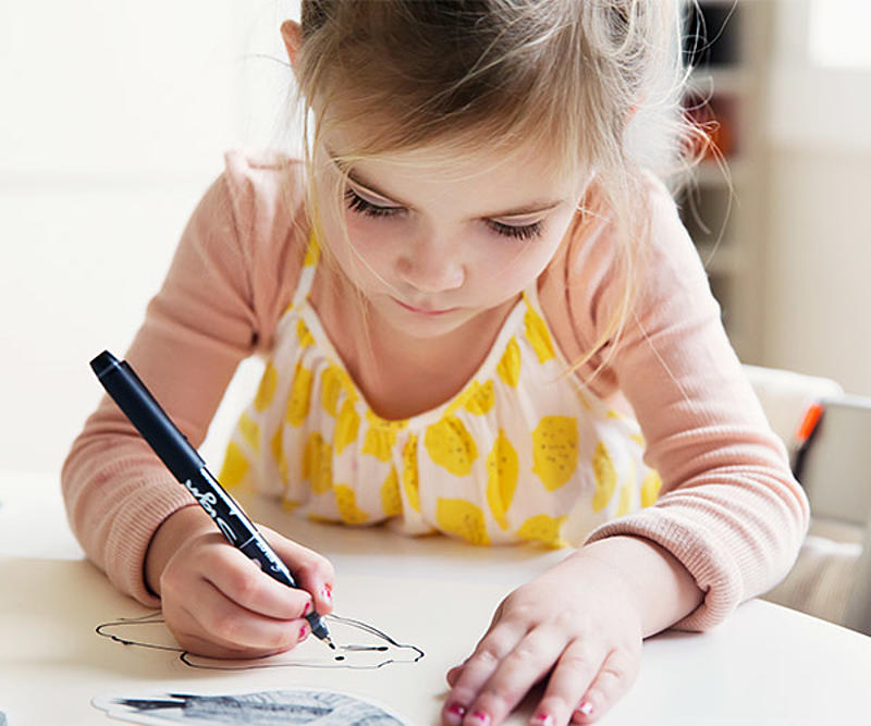 child_studying