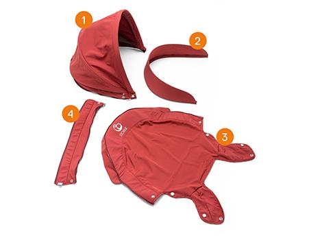 Stokke® Kinderwagensitz Style Kit