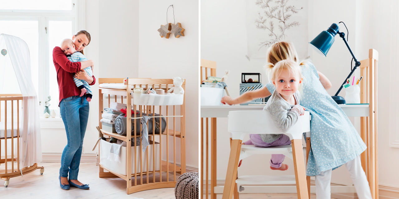 Stokke® Care™ and Stokke® Sleepi™
