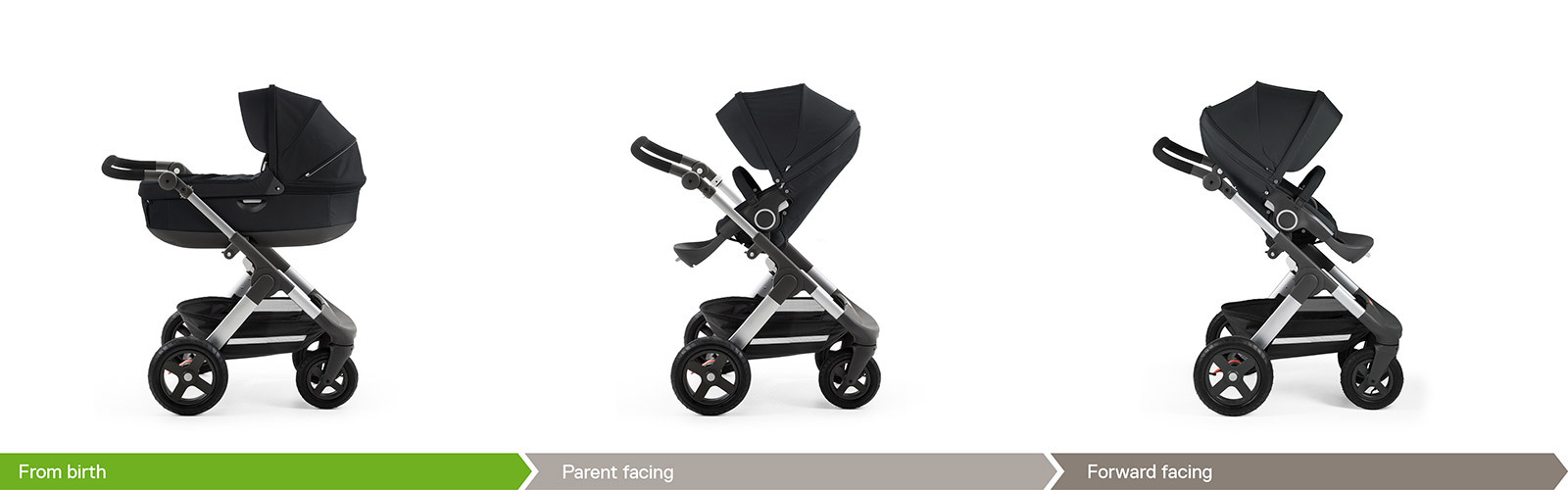 Stokke Trailz Grow chain