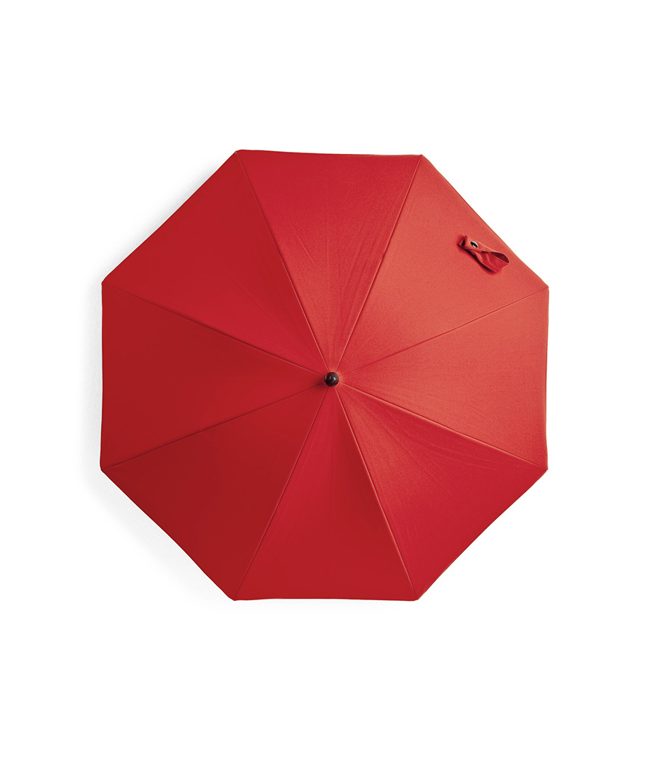 Parasol, Red.