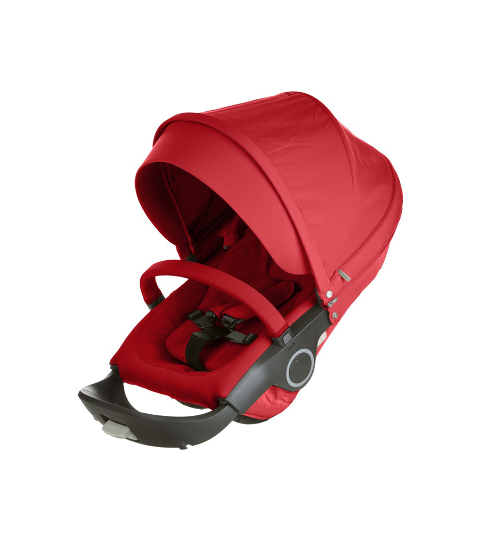 Accessories. Stokke Xplory & Crusi Seat. Red.