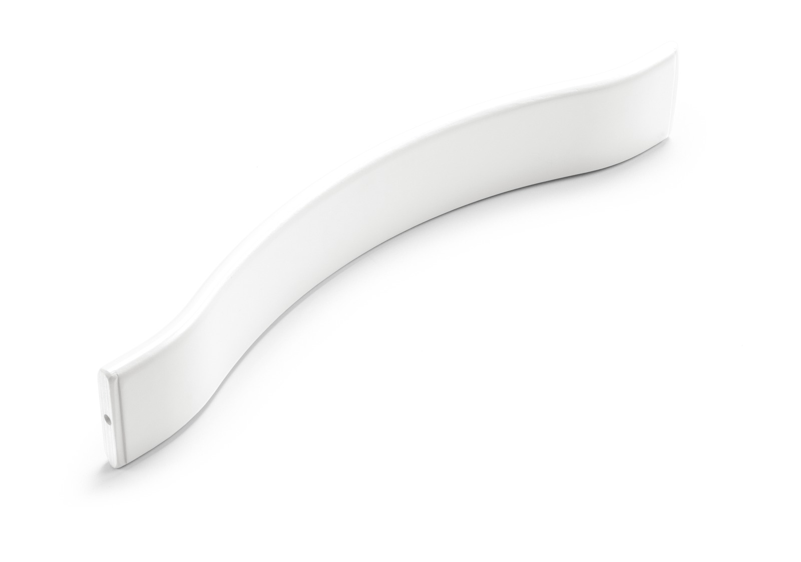 108707 Tripp Trapp Back laminate White (Spare part).
