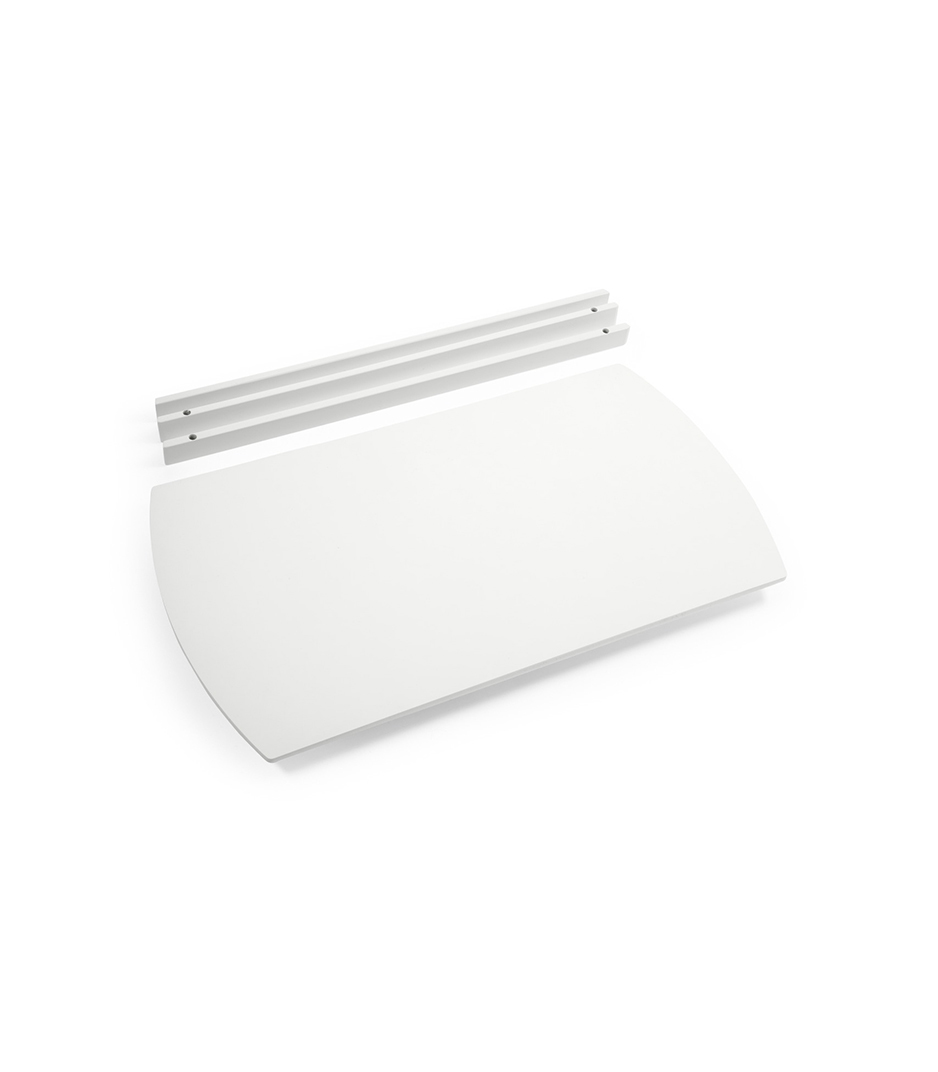 Spare part. 164104 Care 09 Desk kit white.