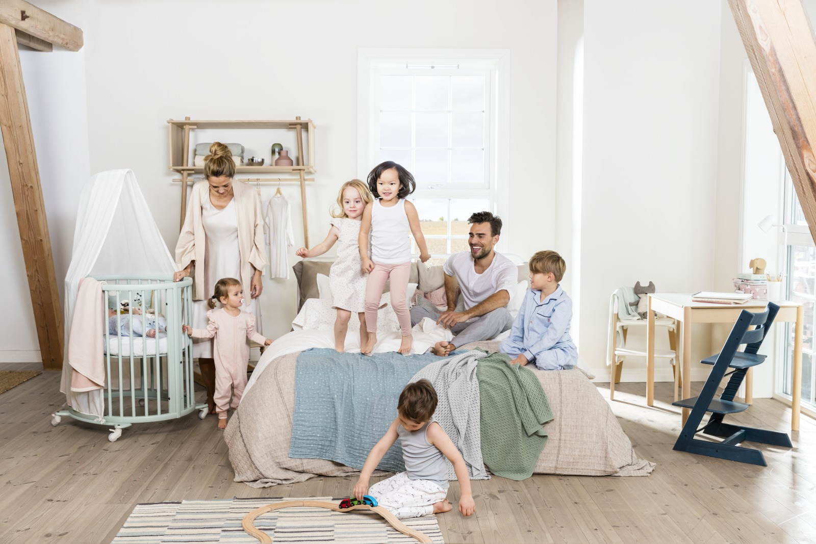 Stokke® Caring Collection. Indoor.