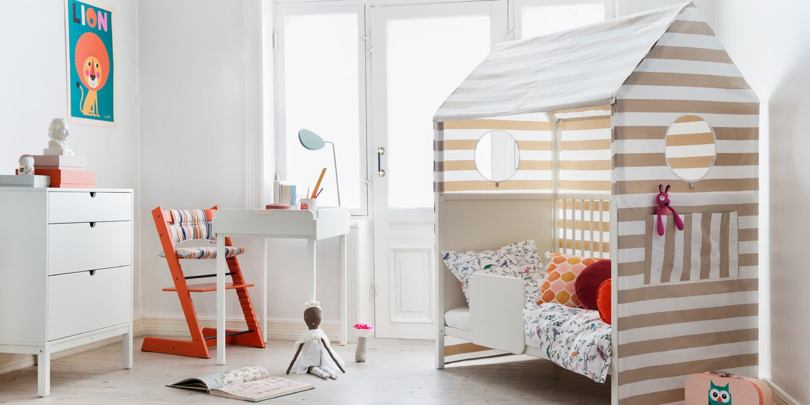 Stokke® Home™ Bed. for WEB use.