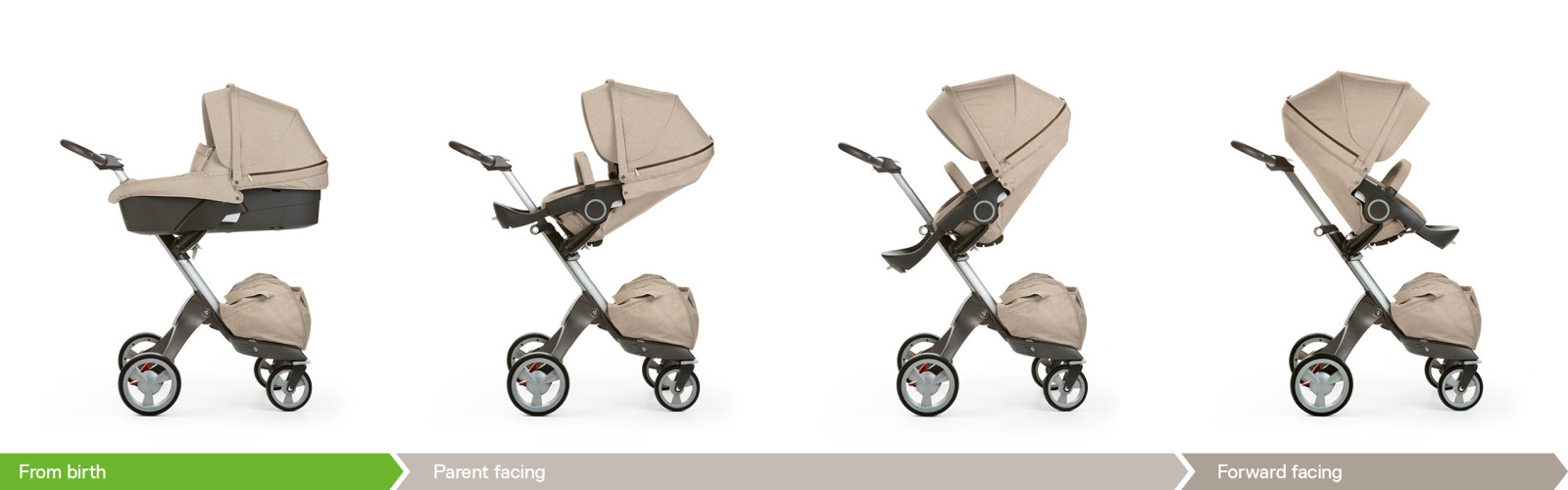 Stokke Xplory grow web