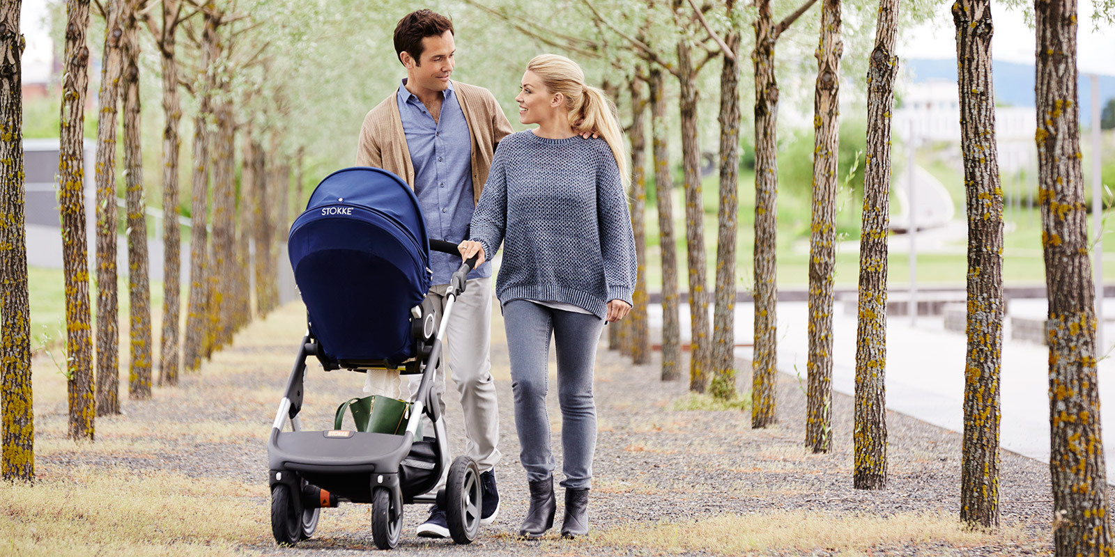 Stokke Trailz Mainbanner
