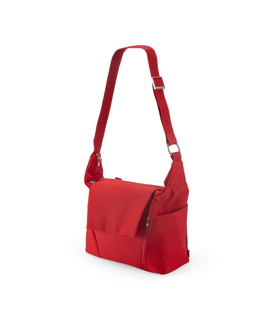 Stokke® Stroller Changing Bag, Red
