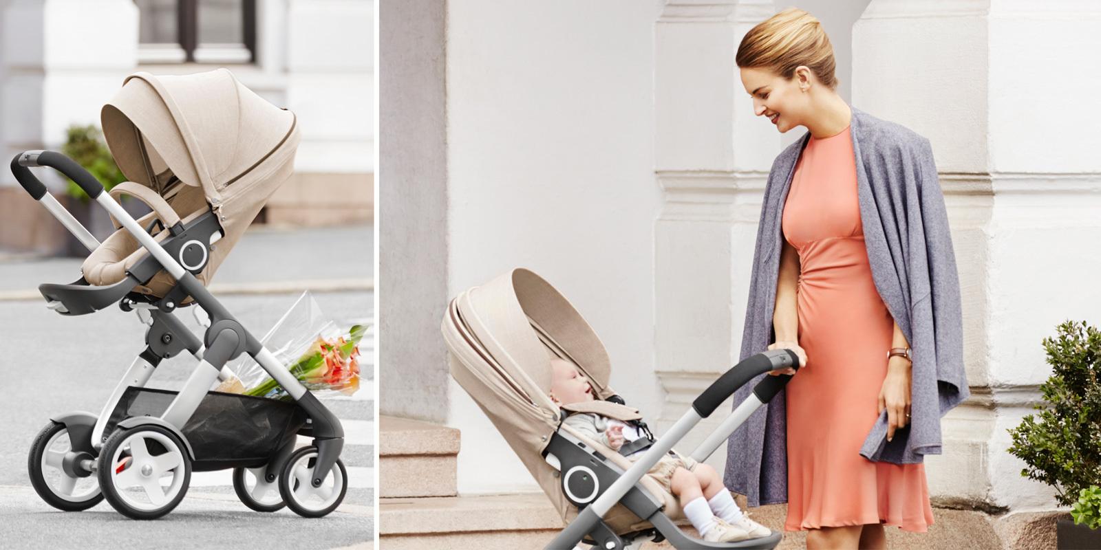 the flexible comfort stokke® crusi pushchair - stokke crusi mainbanner