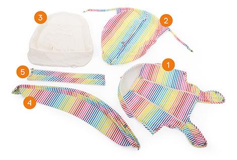 Stokke® Stroller Summer Kit