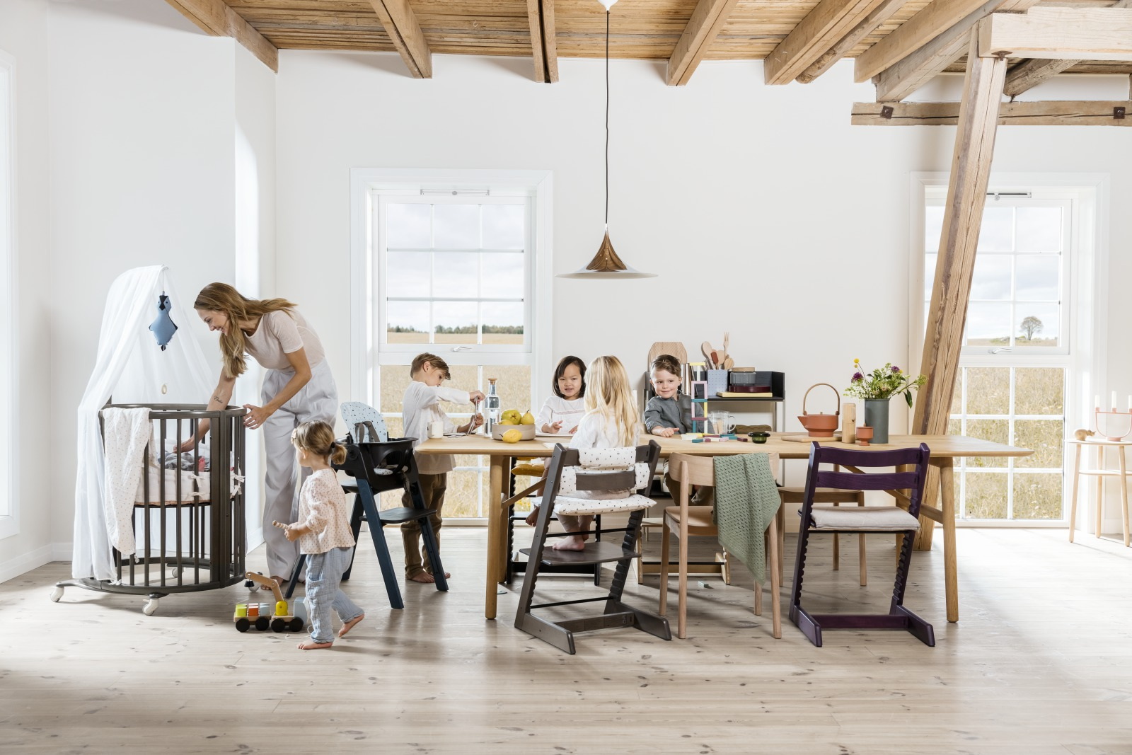 Stokke® Caring Collection. Kitchen.
