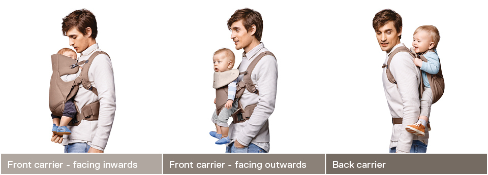 Stokke® MyCarrier™  Front Carrier, , emotional2