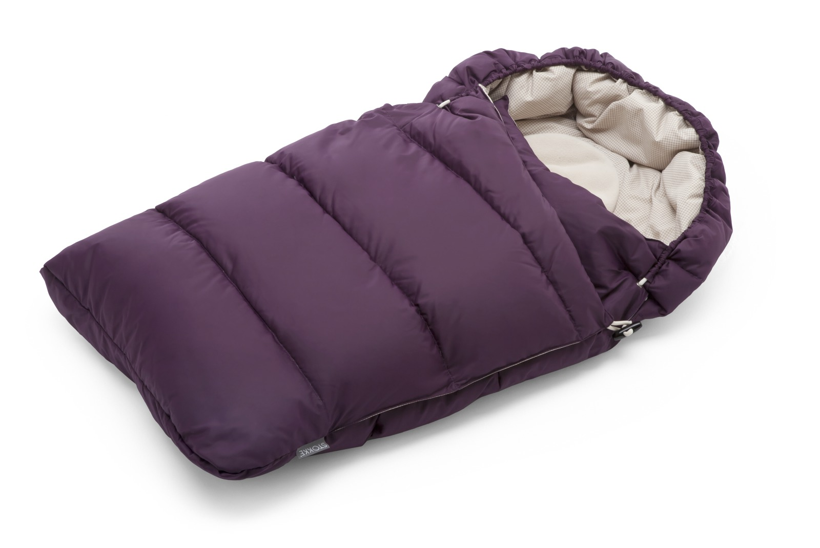 Stokke® Down Sleepingbag, Purple.