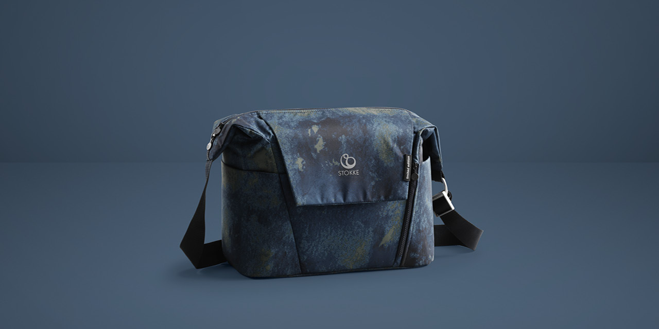 Stokke® Changing Bag. Freedom Limited Edition.