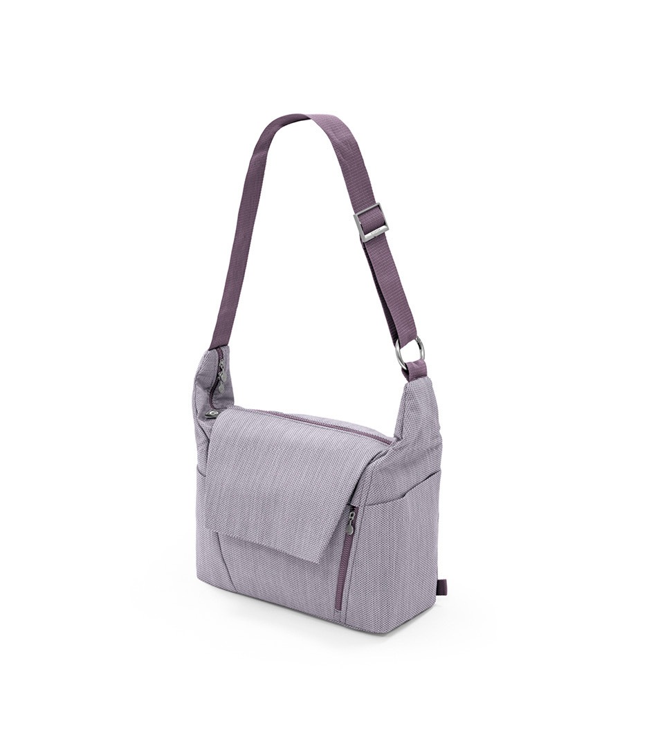 Stokke® Stroller Changing Bag, Brushed Lilac