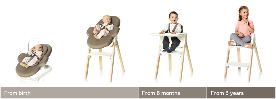 Stokke Steps Grow Chain 2016