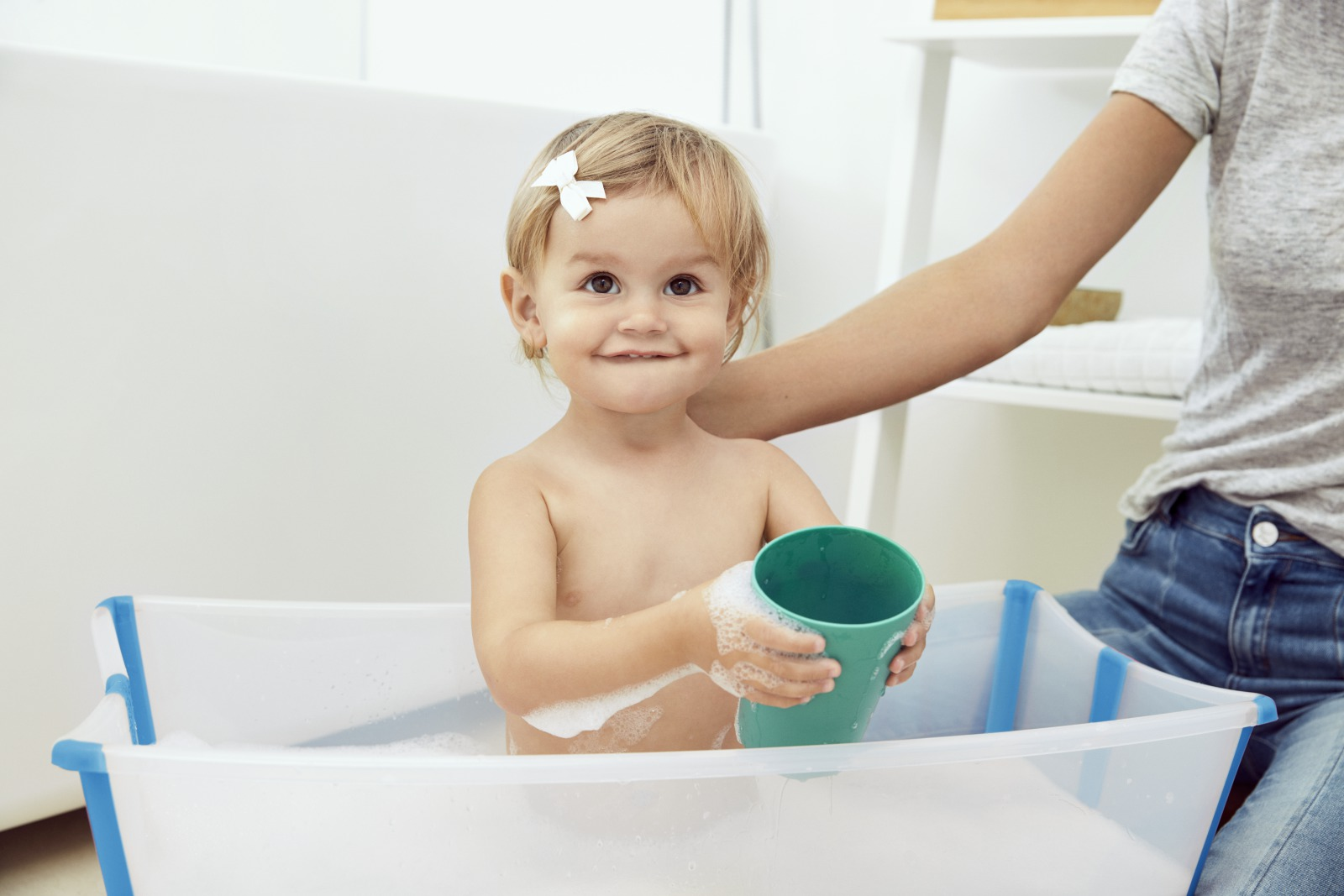 Stokke® Flexi Bath® Transparent.