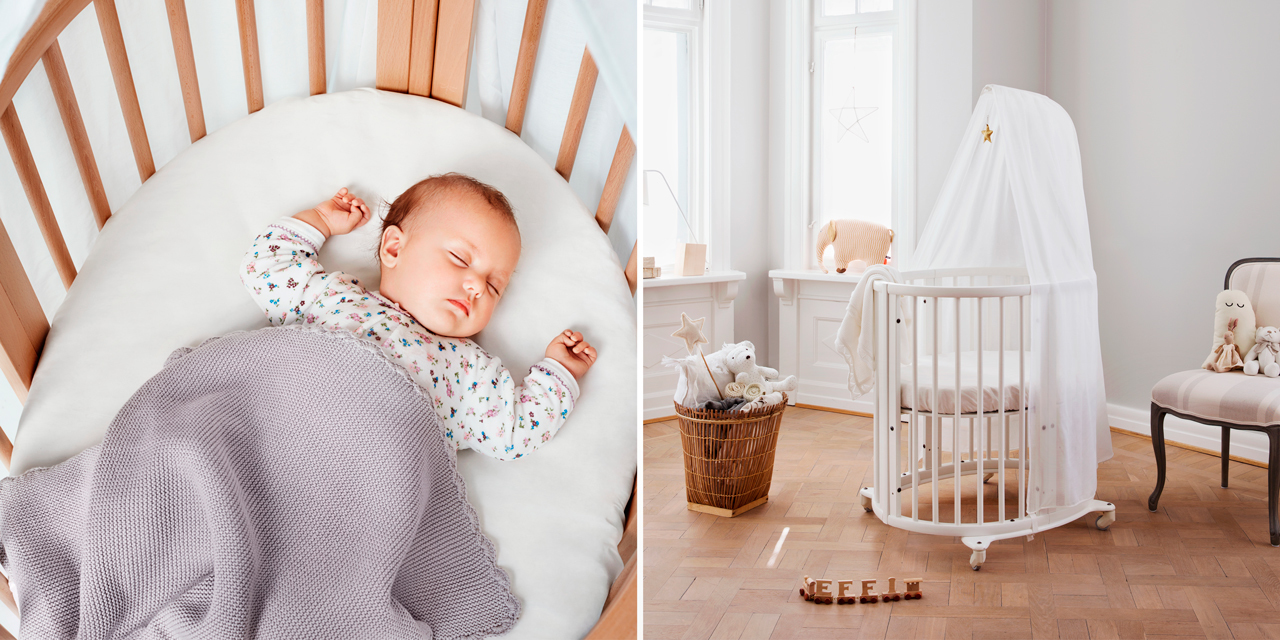stokke® sleepi bed the baby crib that grows with your child - stokke® sleepi™ mini