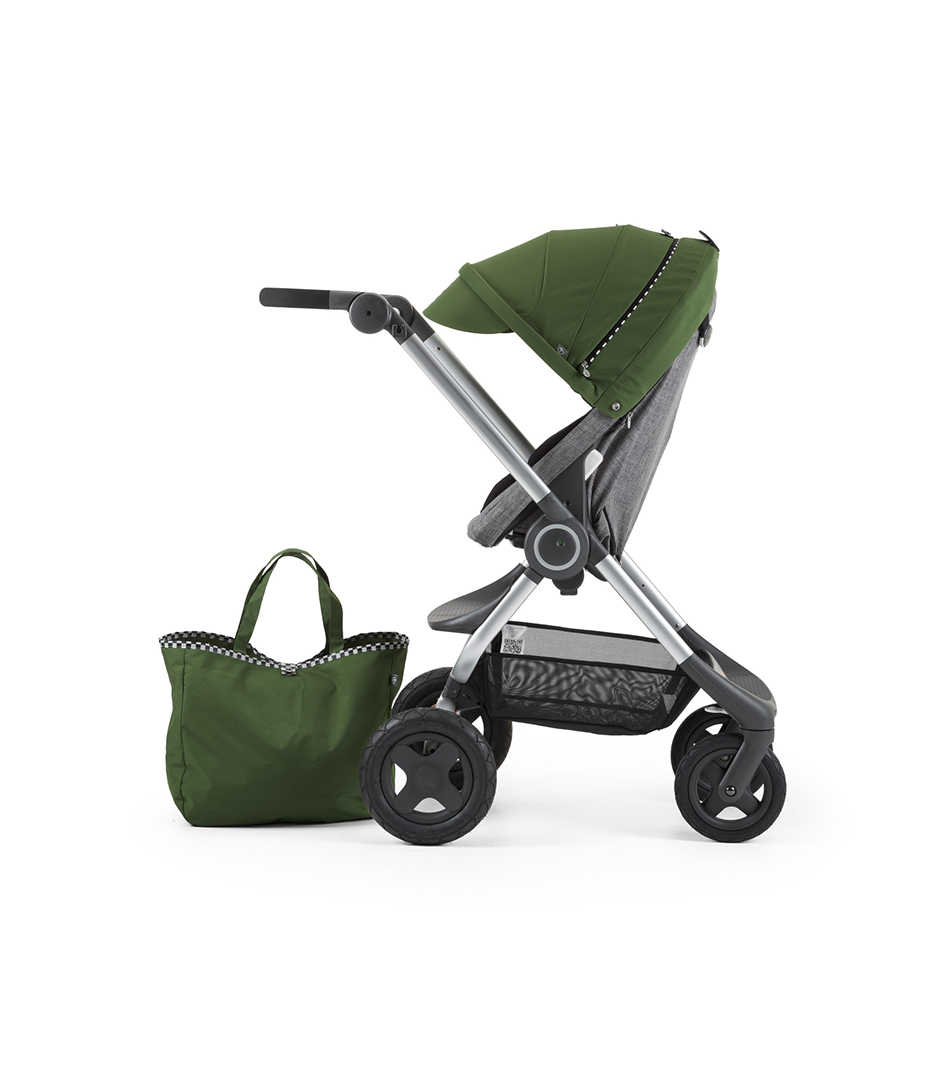Stokke® Scoot™ with Style Kit Racing Green