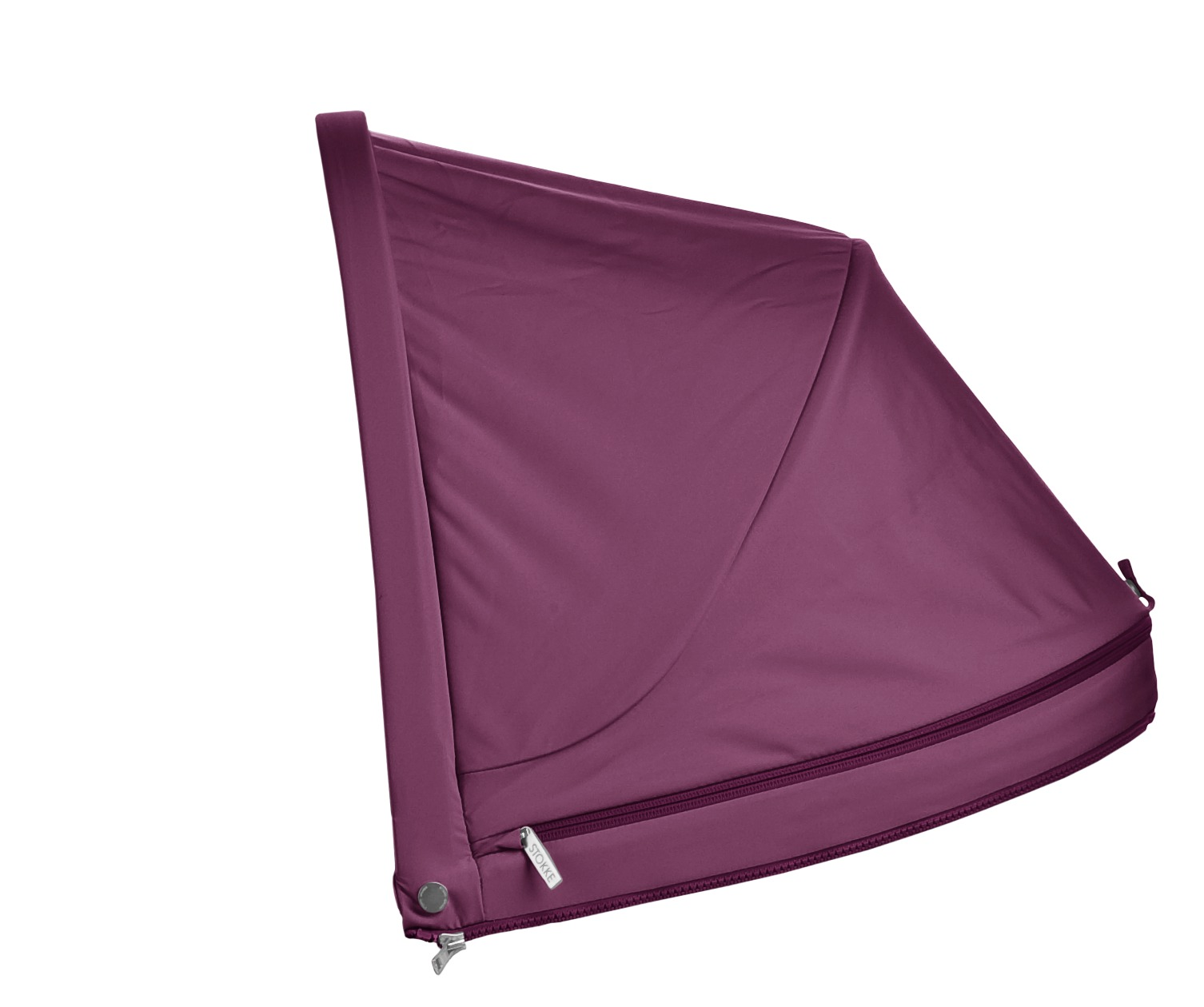 Stokke® Kinderwagen Verdeck Brombeer, Purple, mainview