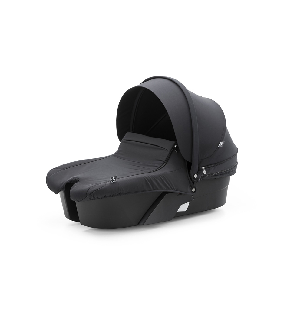 Stokke® Xplory® Carry Cot ,True Black.
