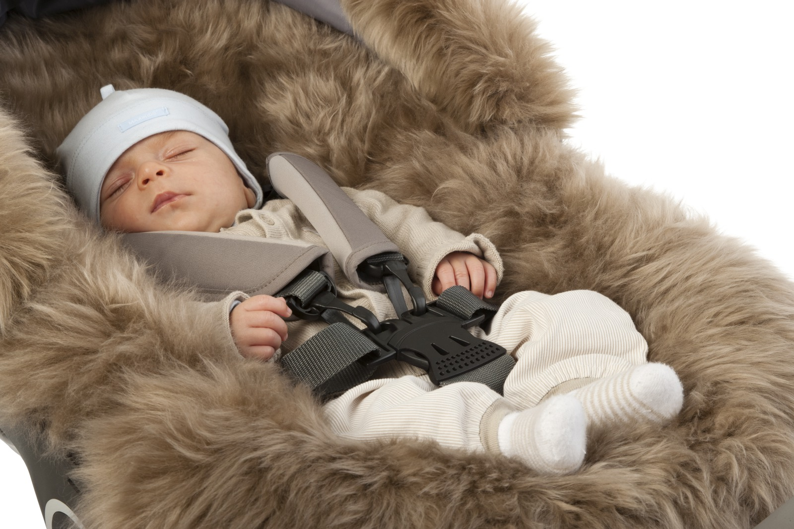 Stokke® Sheepskin Lining, , emotional2