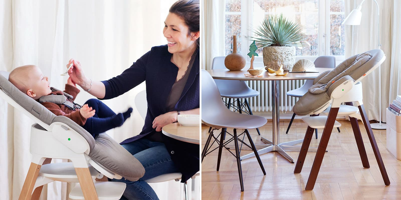 transat stokke steps greige. Black Bedroom Furniture Sets. Home Design Ideas