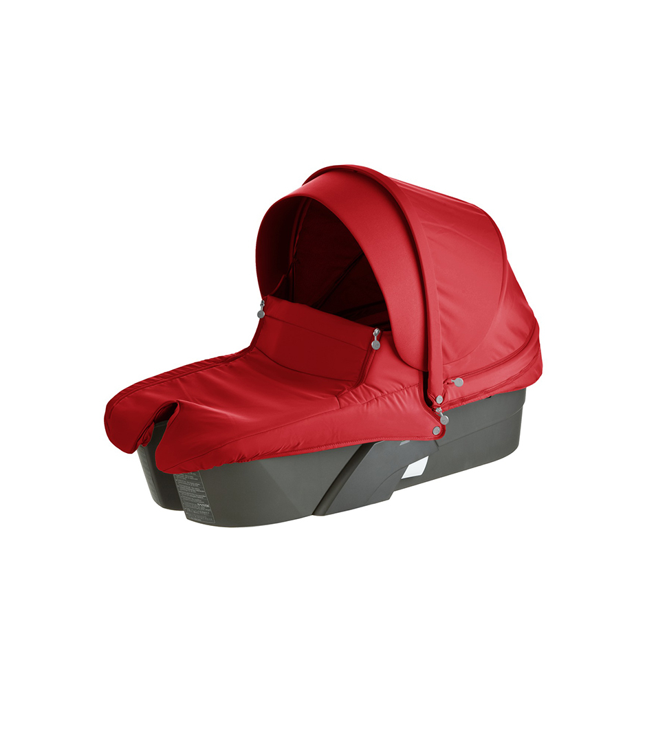 Stokke® Xplory® Carry Cot, Red.