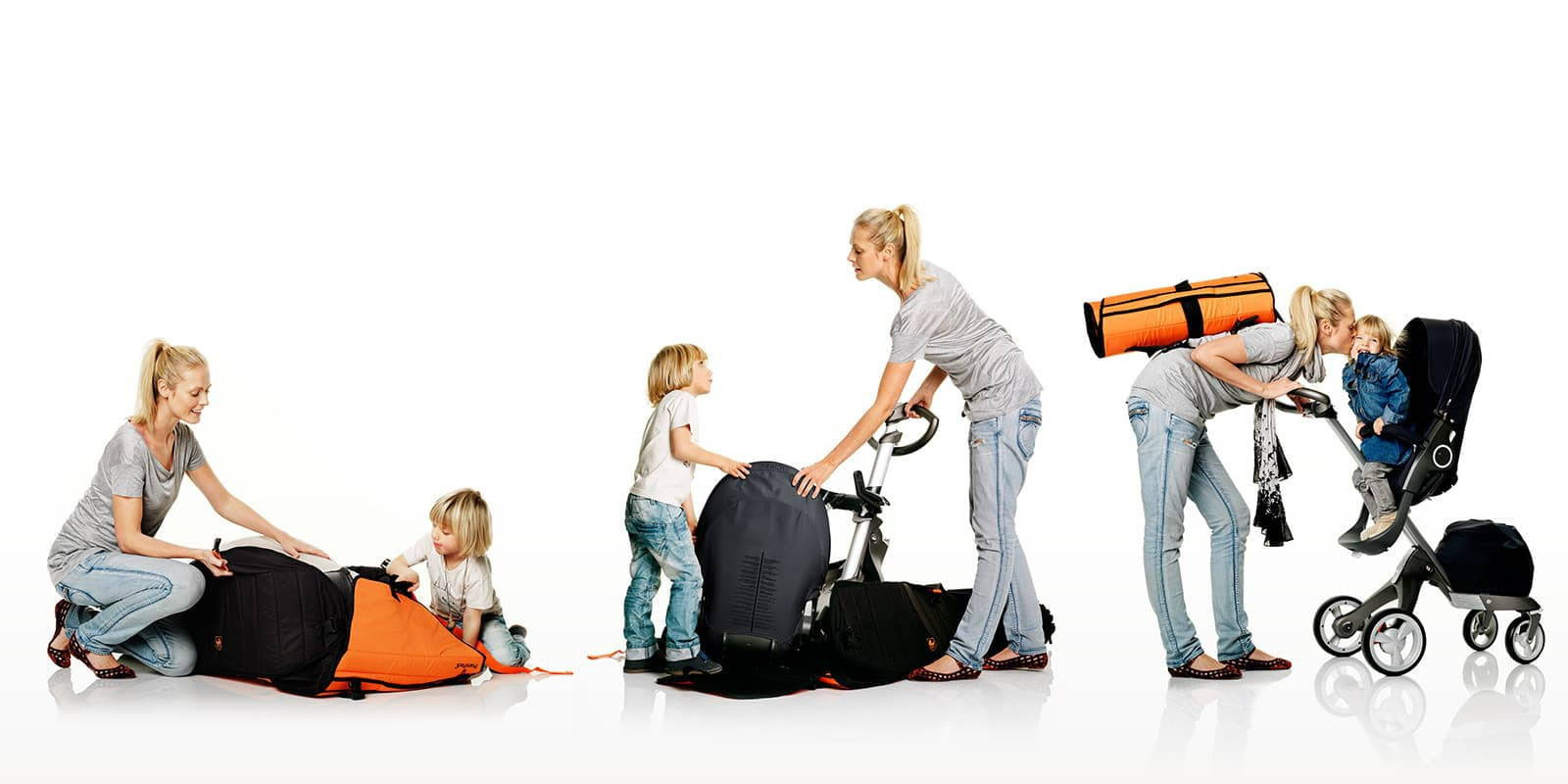 Stokke® PramPack™, , emotional1