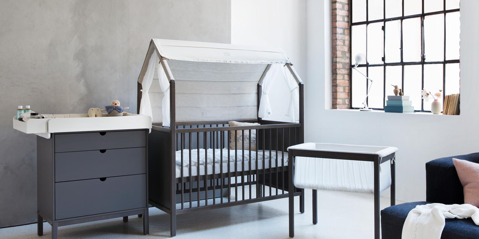 stokke nursery furniture  thenurseries - stokke baby furniture